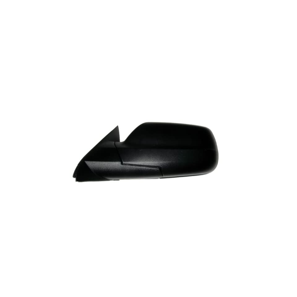 KAP CH1320221 New 2006 2008 Jeep Grand Cherokee Driver Side Mirror Electric Power Heated Black Left Door Replacement