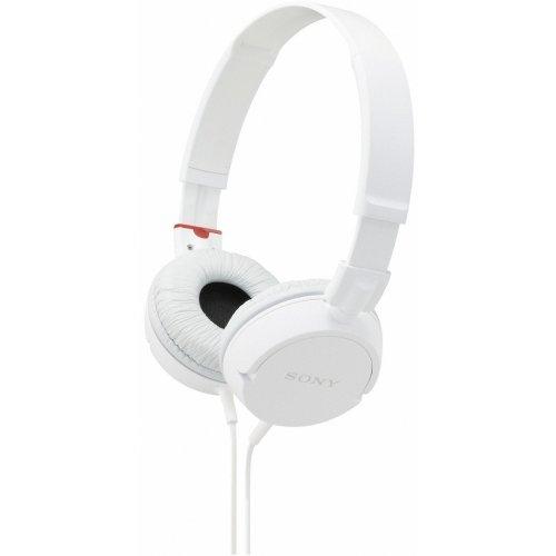 Shopping!: Sony MDRZX100W - Auriculares de diadema abiertos