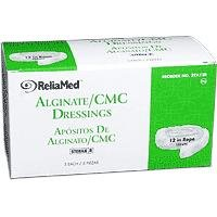 "Reliamed Calcium Alginate / Cmc Rope 12"", Box Of 5"
