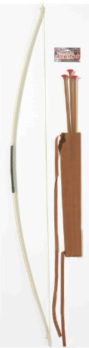 Forum Novelties Men's Super Deluxe Bow and Arrow Costume Accessory Set