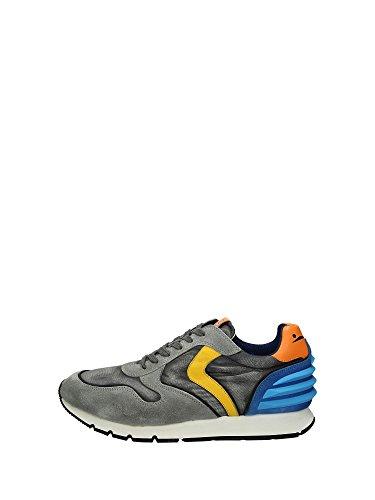 Voile Blanche POWER Sneakers Bassa Uomo Grigio 45