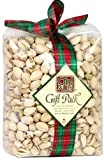 Holiday Freshly Roasted Salted Pistachios Gift Bag - 1 Lb.
