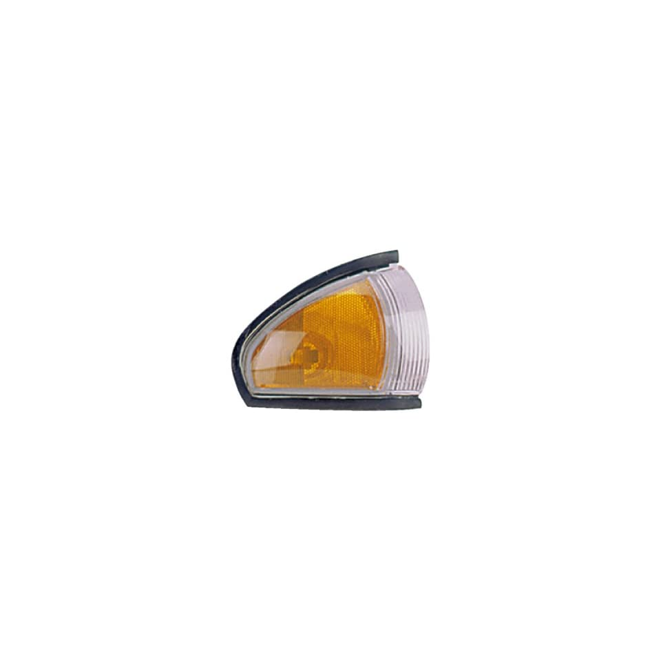 Eagle Eyes GM176 U000L Pontiac (Driver Side) Side Marker Lamp Lens and Housing