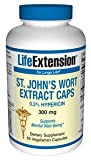 Life Extension, St. John's Wort Extract Caps, 300 mg, 60 Veggie Caps