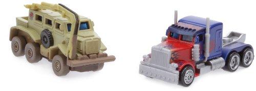 Transformers 94912, Veicoli da combattimento, Optimus Prime Vs Bonecrusher
