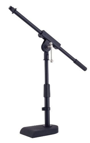 Stage Rocker Powered By Hamilton Sr610111 Bass Drum/Table Top Boom Mic Stand