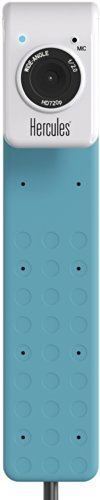 Hercules 4780735 Webcam Turquoise