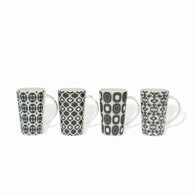 Maxwell & Williams Marrakesh 13-Oz. Mug - Set Of 4 - Gift Boxed