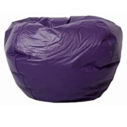 Classic Vinyl Bean Bag Royal