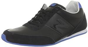 New Balance S 410 SNKB femmes Suede chaussures / Chaussures - noir - SIZE EU 37