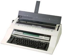 Nakajima - Typewriters