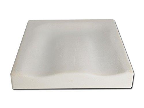 Herdegen Visco-Mouss Cuscino Antidecubito, 41x41x6 cm