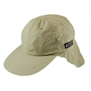 55ef5ebf55d5d Dorfman Pacific Flap Cap - Microfibre (Khaki) The Dorfman Pacific Flap Cap  is rated with a sun protection factor of 50+. Dorfman Pacific is excited to  offer ...