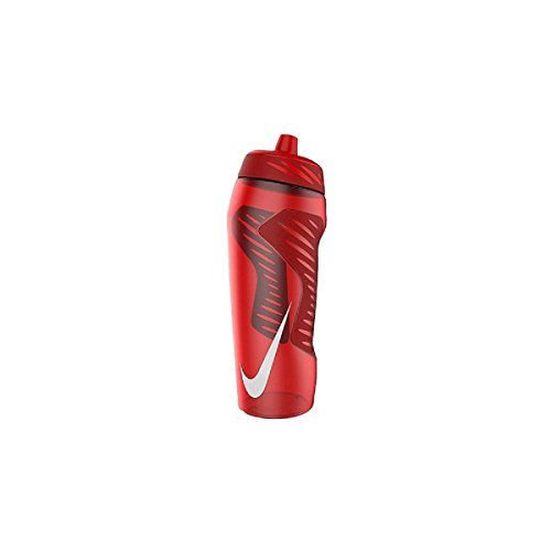 Nike Hyperfuel Water Bottle 2016 - 24 Oz (Red) (Sports Bottle Nike compare prices)