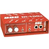 BBE DI-100X Active Direct Box with Full Featured Sonic Maximizer