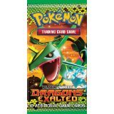Pokemon Black & White Dragons Exalted Booster Pack (Set Of 5)