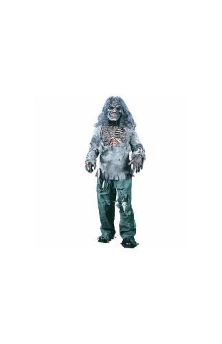 Zombie Complete Costume - Child Costume