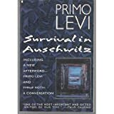 Survival in Auschwitz (0020291922) by Primo Levi