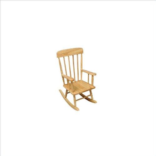 kidkraft spindle rocking chair natural lil riley s spindle rocker ...