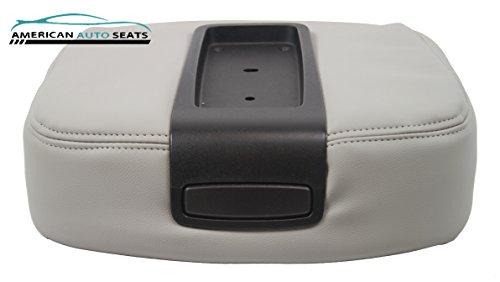 2007 2008 Chevy Silverado 1500 2500 3500 LT LTZ LS-Center Console Lid Cover Gray (Silverado Custom Console compare prices)