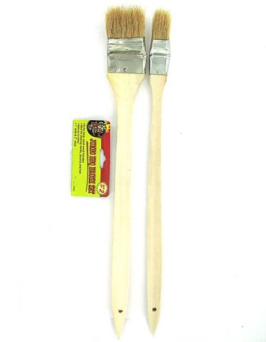 2pc Jumbo Bbq Brush pack of 72