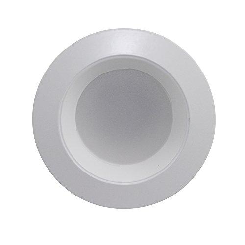 "Capri Lighting 5"" 27K Led Recessed Wet Location New Construction/Retrofit Downlight Crl5K-G1 Rc5-10 27K White"