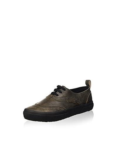 Superga Sneaker 2332-Fglcrackm [Nero Delavé]