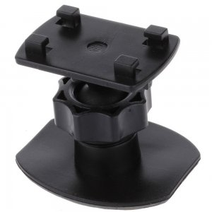 H30 Universal 3M Glue Stick Car Mount Holder for Automobile Data Recorder / GPS Black