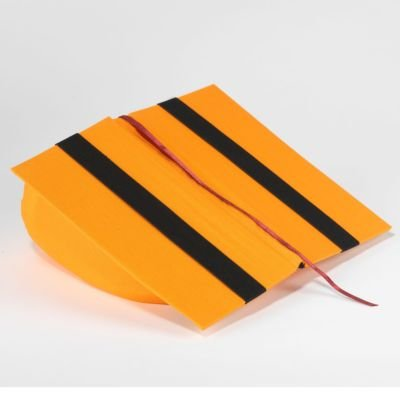 Leselotte&#174; Buchst&#252;tze orange