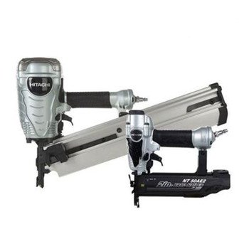 Hitachi Framing Nailer and Brad Nailer Combo Kit