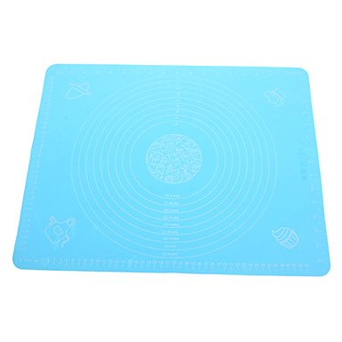 JJEFood Grade Silicone FDA Certification Table Placemat Cake Mat Tool Kitchen Appliance 230g