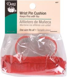 Dritz Wrist Pin Cushion 697; 6 Items/Order