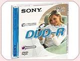 SONY DVD-R 2.8Gb 8cm 60min Pk 5 camcorder disc recordable mini discs
