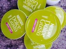 100 skinny cappuccino milk pods