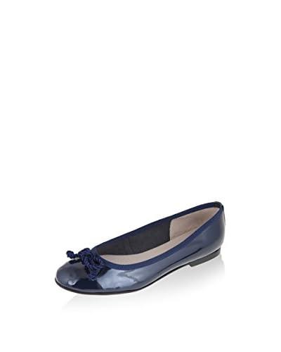 Las Lolas Bailarinas Ls0496 Azul Marino