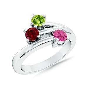 design your own twisted shank gemstone 3