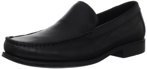 Sebago Men's Back Bay Moc Shoe,Black,10.5 M US