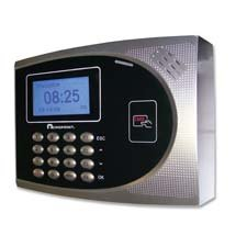 Acroprint Time Recorder Products - Time/Attendance System, Holds 50000 Transactions, SR/BK - Sold as 1 EA - TimeQPlus Proximity Time and Attendance System is designed for small businesses with up to 50 employees who want to automate their time and attenda