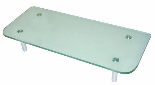 Luxo Marbre KGREC 3615 SB Tempered Glass Shelf for Kitchen, Sand Blasted