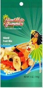 Hawaii Island Hula Yummies Food Snack Island