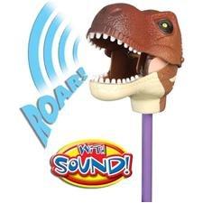 T-rex Pincher with Sound [Toy] [Toy] by Wild Republic - 1
