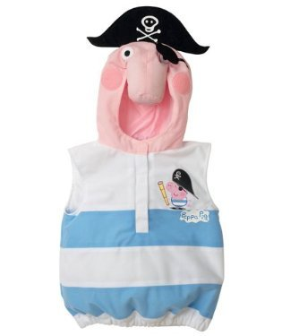 Peppa Pig George Pig Pirate Dress-up Halloween Costume Feature  sc 1 st  Dora Halloween Costumes Is Fantastic Beautiful One & Dora Halloween Costumes Is A Fantastic Beautiful One For You.: Peppa ...