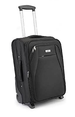 "Cabin Max Executive Trolley Flight Approved Hand Luggage- 20"" high, 41l case"