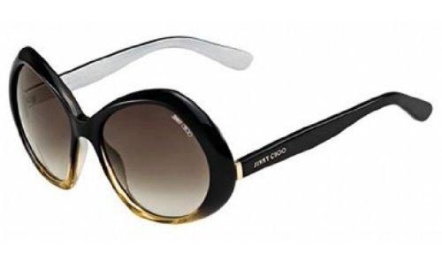 Jimmy ChooJIMMY CHOO Sunglasses ANGY/S 02OX Black Nude 57MM