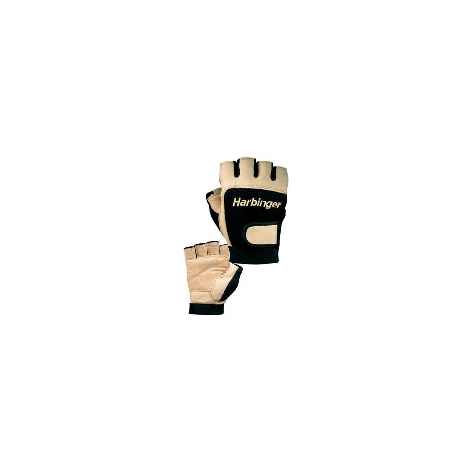Harbinger Womens Pro Series Weight Lifting Gloves (Small