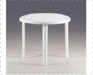 BARBADOS Resin Round Table