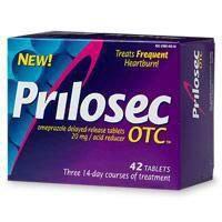6251257 Pt# 786309 Prilosec Otc Tablet Antacid 20Mg 42/Bx Made By Procter & Gamble Dist