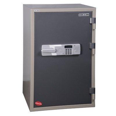 1 Hr Fireproof Electronic Lock Data / Media Safe Size: 36.5 by Hollon Safe