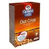 Quaker Oats Oat Crisp Cereal 375G