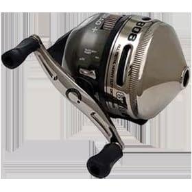 Zebco 808 MAGNUM Spincast Selectable Bait Alert Fishing Reel